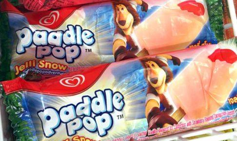 タイでおすすめの市販アイスは「PaddlePop-Jelli Snow」