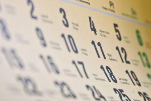 2015年新年のタイは5連休