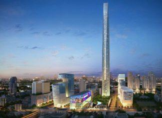 アジア1番の高層ビルがタイに誕生!
