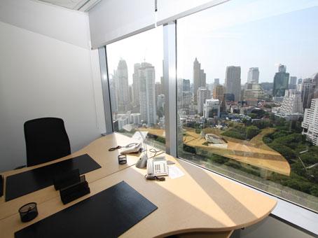 バンコクのオフィススペース事情