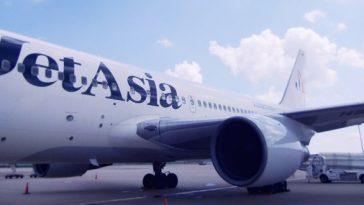 ジェットアジアエアがバンコク〜成田便の定期便を就航