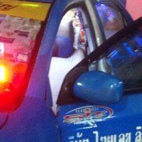 タイのちょっと変わったタクシー
