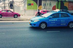 タイのタクシーが遂に値上げ