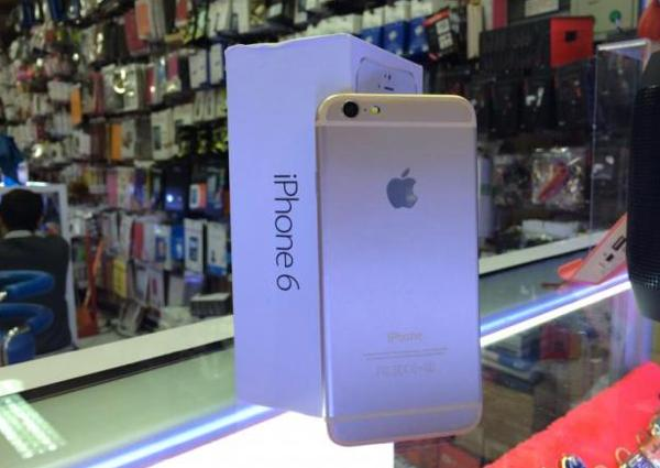 iPhone5 on MBK