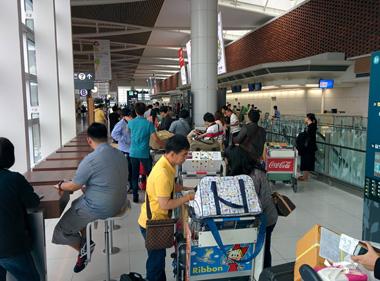 札幌を訪れたタイ人観光客