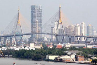 タイ国内に9つの橋計画