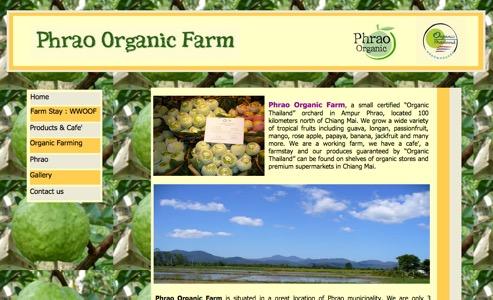 Phrao Organic Farm