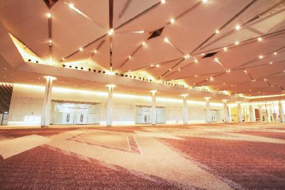 サイアムパラゴン内の大型コンベンションホール