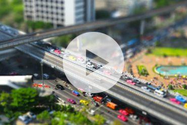 """バンコクの交通渋滞""""Bangkok Traffic"""""""