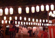 タイで5年ぶりに盆踊り大会