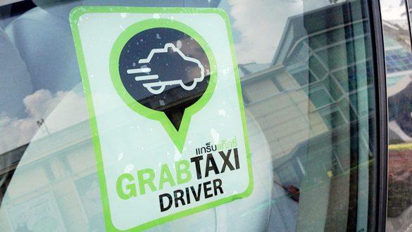 タイでグラブタクシーを試す