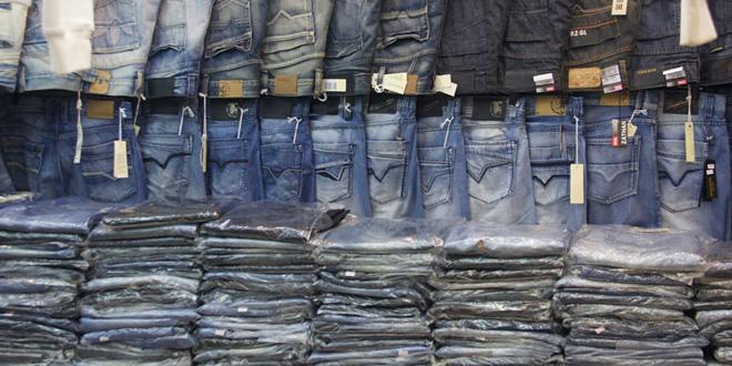 タイのジーンズ