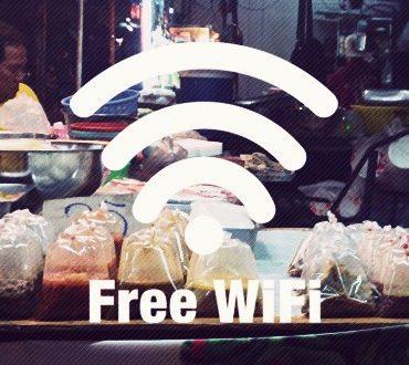 タイ全土で無料WIFIサービス