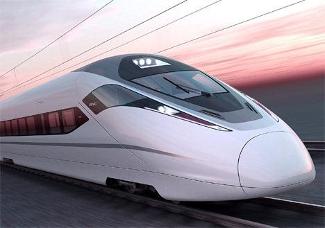 以前に公開された高速鉄道のイメージ図