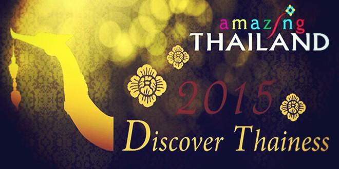 Thailand Tourism Festival 2015