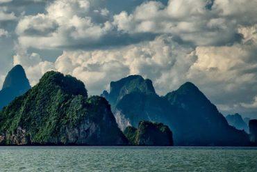 タイ南部ヤオヤイ島沖で地震