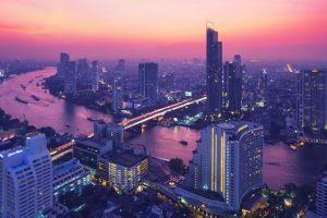 大人気の旅行先はバンコク
