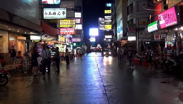 タイのタニヤ通り