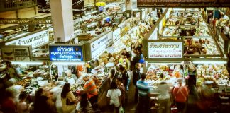 ワローロット市場