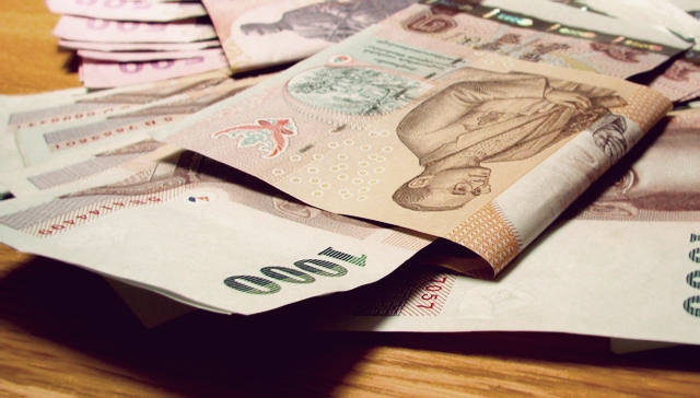 タイでのお金に関する意識調査