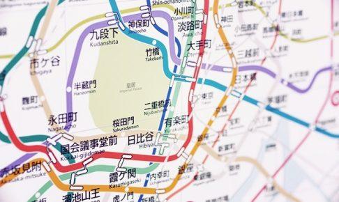 東京メトロがタイ語リーフレット配布