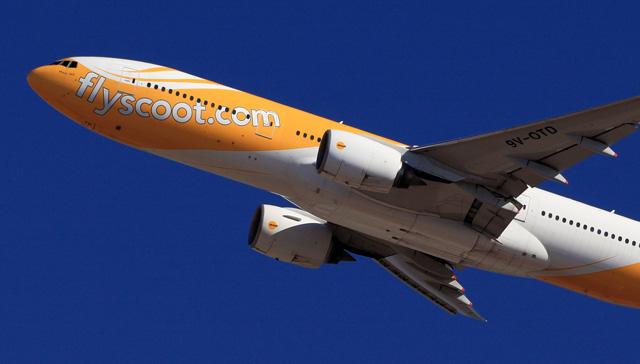 ノックスクートのシンガバンコク便が無料