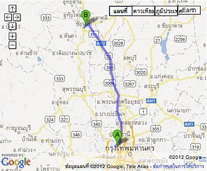184.4キロのサイクリングロード