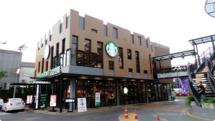 STARBUCKS DRIVE THRU THE JAS店 (ワンヒン)