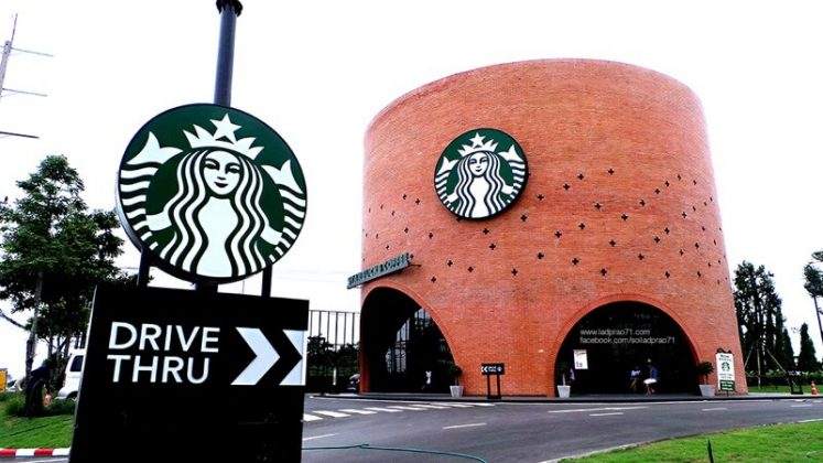 STARBUCKS DRIVE THRU WANG NOI店 (200店舗目)