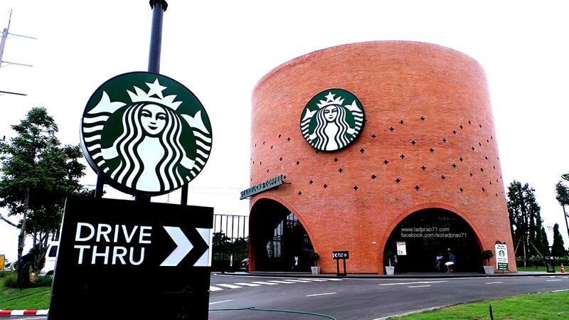 STARBUCKS DRIVE THRU WANG NOI店 (200店舗目)