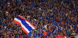 W杯南アフリカ大会アジア3次予選の初戦で日泰が激突