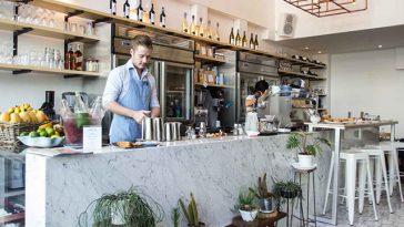 最近バンコクで人気の5大カフェ