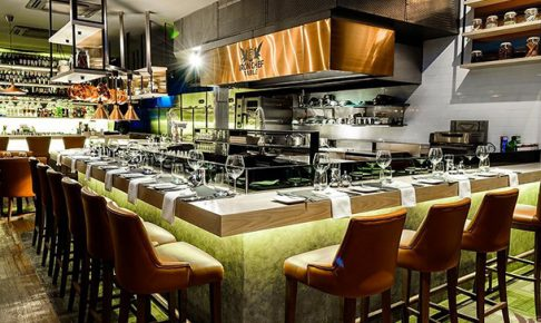 タイに世界初の料理の鉄人レストラン