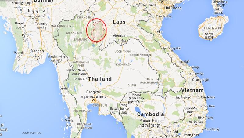 タイのナーン県