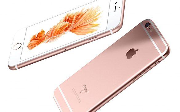 タイでiPhone6s