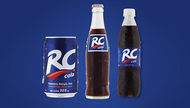 タイでRCコーラ販売開始!