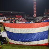 サッカーU19アジア選手権予選がバンコクで開催