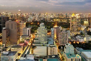 バンコクは世界第二位の宿泊先