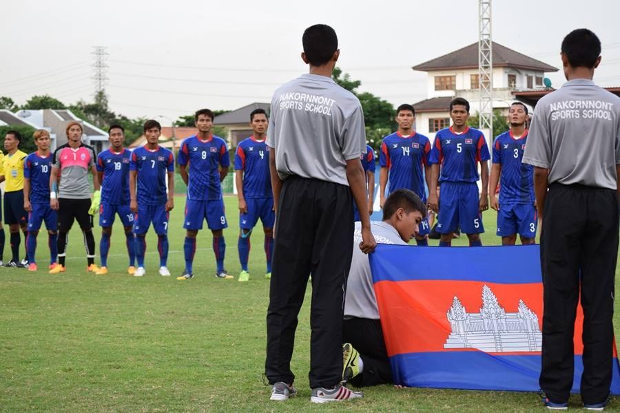 日本代表が東南アジアへ