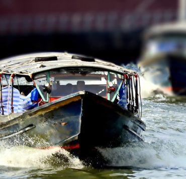2年かけてバンコクのドブ川を綺麗にする計画