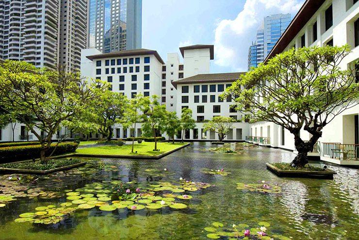 バンコクのスコータイホテル