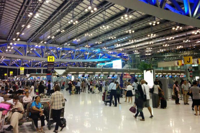 バンコク スワンナプーム国際空港