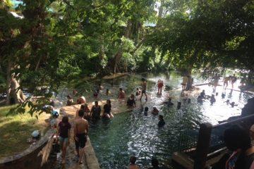 ヒンダート温泉