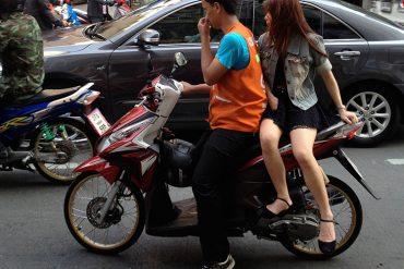 タイのバイタク