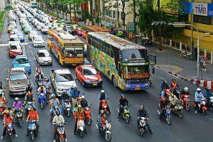 バンコクの渋滞回避法