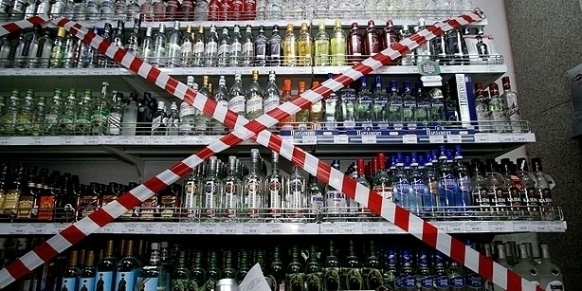 タイ全土で酒類販売禁止