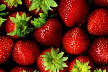 タイ 東北地方の苺の食べ方