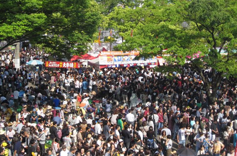 タイフェスティバル 東京