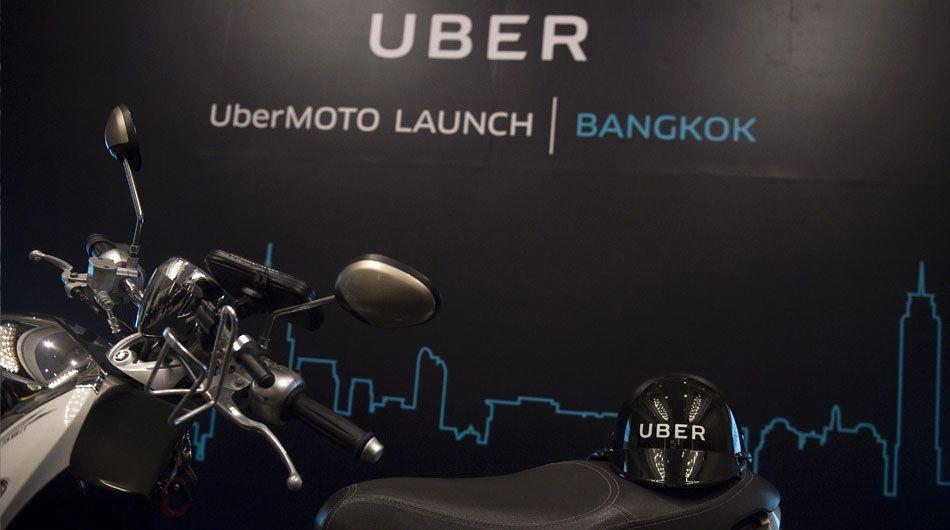 バンコクから始まるUBERの新サービス