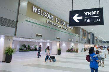 ドンムアン空港のボッタクリ飲食店に警告